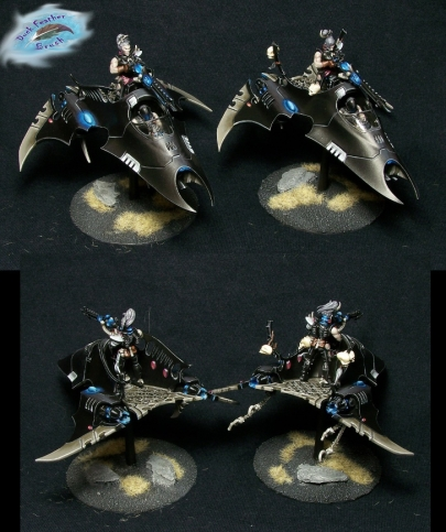 Dark Eldar Venoms