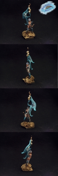 Dark Elf Witch BSB