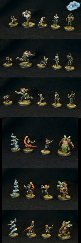 Guildball Alchemists