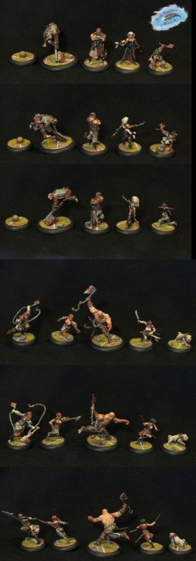 Guildball Butchers