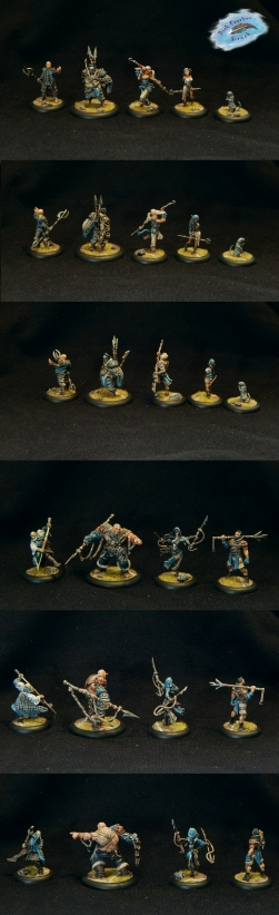 Guildball Fishermen