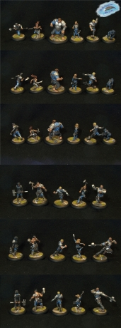 Guildball Masons