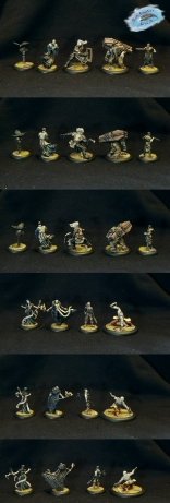 Guildball Morticians